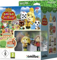 Animal Crossing Amiibo Festival édition limitée (Wii U)