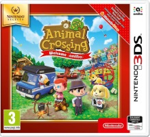 Animal Crossing : New Leaf Welcome Amiibo édition selects (3DS)