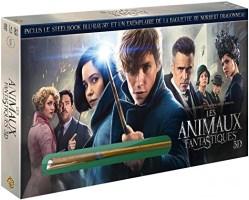 Les animaux fantastiques édition limitée (blu-ray)