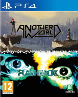 Another World + Flashback (PS4)