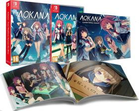 Aokana: Four Rhythms Across the Blue édition limitée (Switch)