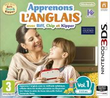 Apprenons l'anglais avec Biff, Chip et Kipper Vol.1 (3DS)
