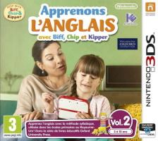 Apprenons l'anglais avec Biff, Chip et Kipper Vol.2 (3DS)