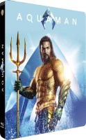 Aquaman édition steelbook (blu-ray 4K)