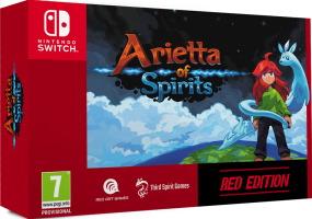 Arietta of Spirits édition collector (Switch)
