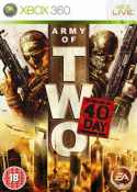 Army of Two : Le 40ème jour (xbox 360)