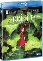Arrietty, le petit monde des chapardeurs (blu-ray)