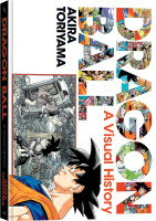 "Artbook ""Dragon Ball: A Visual History"""