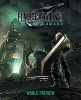 "Artbook ""Final Fantasy VII Remake"""