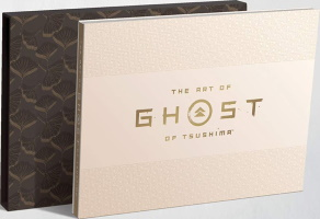 """Artbook """"The Art of Ghost of Tsushima"""""""