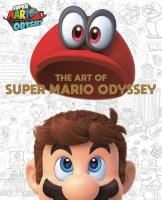 "Artbook ""The Art of Super Mario Odyssey"""