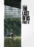 """Artbook """"The Last of Us part II"""" en français"""