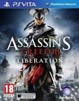 Assassin's Creed III: Liberation (PS Vita)
