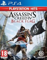 Assassin's Creed IV: Black Flag édition PlayStation Hits (PS4)