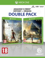 Assassin's Creed: Odyssey + Origins double pack (Xbox One)