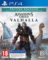 Assassin's Creed: Valhalla édition Drakkar (PS4)