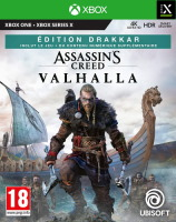 Assassin's Creed: Valhalla édition Drakkar (Xbox One)