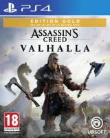 Assassin's Creed: Valhalla édition Gold (PS4)