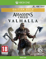 Assassin's Creed: Valhalla édition Gold (Xbox One)