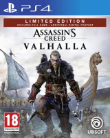 Assassin's Creed: Valhalla édition limitée (PS4)