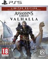 Assassin's Creed: Valhalla édition limitée (PS5)