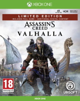 Assassin's Creed: Valhalla édition limitée (Xbox One)
