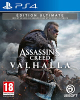 Assassin's Creed: Valhalla édition Ultimate (PS4)