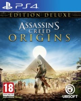 Assassin's Creed : Origins édition Deluxe (PS4)