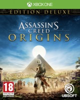 Assassin's Creed : Origins édition Deluxe (Xbox One)