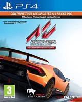 Assetto Corsa : Ultimate Edition (PS4)