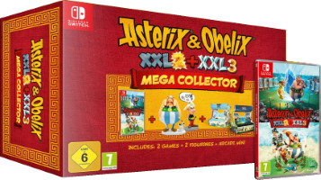 Astérix & Obélix XXL 2 + 3 édition Mega Collector (Switch)