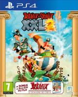 """Astérix & Obélix XXL 2 (PS4) + film """"Le domaine des dieux"""" (blu-ray)"""