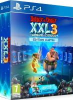 Astérix & Obélix XXL3 : Le menhir de cristal édition limitée (PS4)