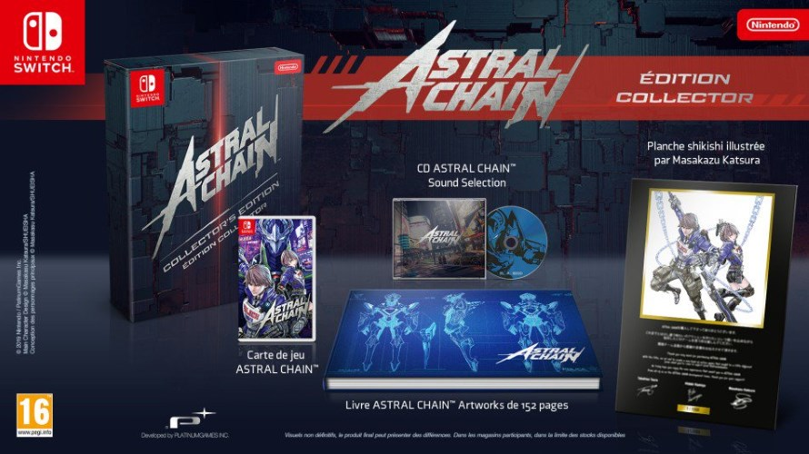 [2019-08-30] Astral Chain - Switch 8GYsX