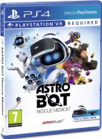 Astro Bot Rescue Mission (PS VR)