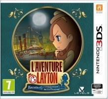 L'aventure Layton : Katrielle et la conspiration des millionnaires (3DS)