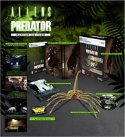 Alien vs Predator Hunter Edition