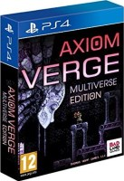 Axiom Verge édition Multiverse (PS4)