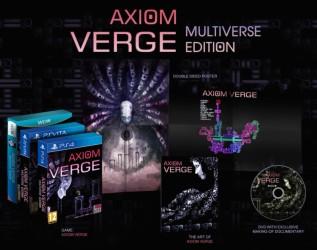 Axiom Verge édition Multiverse