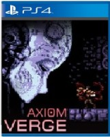 Axiom Verge (PS4)