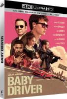 Baby Driver (blu-ray 4K)