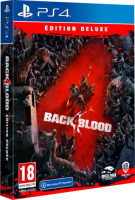 Back 4 Blood édition Deluxe (PS4)