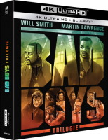 Trilogie Bad Boys (blu-ray 4K)