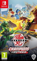 Bakugan: Champions of Vestroia (Switch)