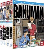 Bakuman - Intégrale Saison 1 & 2 (blu-ray)