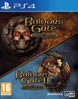 Baldur's Gate + Baldur's Gate II Enhanced Editions (PS4)