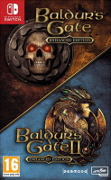 Baldur's Gate + Baldur's Gate II Enhanced Editions (Switch)