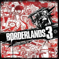 "Bande originale ""Borderlands 3"" en vinyles"