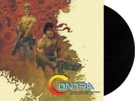 Bande originale Contra en vinyle