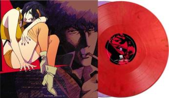 """Bande originale """"Cowboy Bebop"""" en vinyles"""